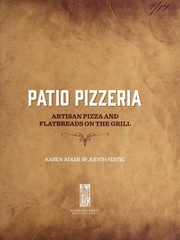 Cover of: Patio pizzeria | Karen Adler