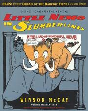Cover of: The complete Little Nemo in Slumberland