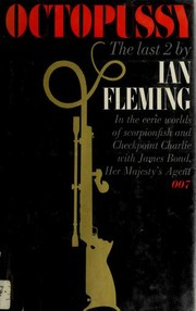 Cover of: Octopussy | Ian Fleming