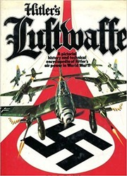 Cover of: Hitler's Luftwaffe