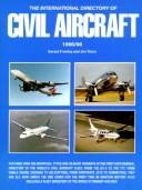 Cover of: The International Directory of Civil Aircraft 1995/96 |