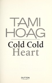 Cover of: Cold cold heart