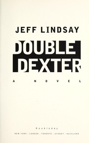 Cover of: Double Dexter | Jeffry P. Lindsay
