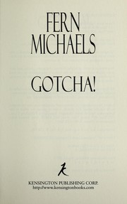 Cover of: Gotcha! | Fern Michaels