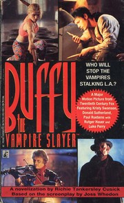 Cover of: The Harvest (Buffy the Vampire Slayer: Novelizations #2)