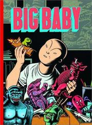 Cover of: Big Baby (Charles Burns Library)