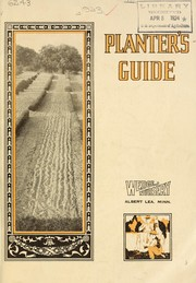 Planters guide