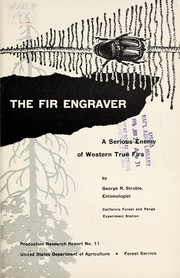 Cover of: The fir engraver | George R. Struble