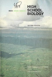 Cover of: High school biology