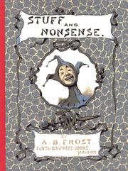 Stuff & nonsense by A. B. Frost