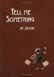 Cover of: Tell Me Something