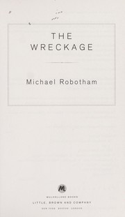 Cover of: The wreckage