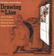 Cover of: Drawing the line | Gary Groth