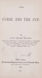 Cover of: The curse and the cup