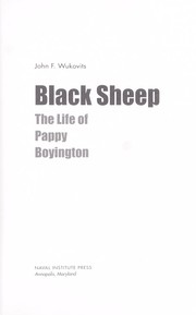 Cover of: Black Sheep