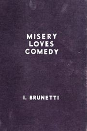 Cover of: Misery Loves Comedy