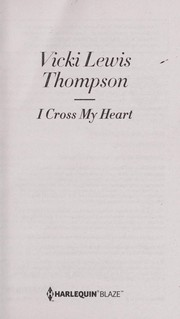 Cover of: I cross my heart
