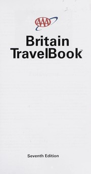 Cover of: Britain travelbook