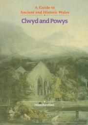 Cover of: Clwyd and Powys