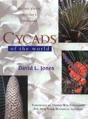 Cover of: CYCADS OF WORLD