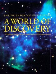 Cover of: A World of Discovery | BELLO M