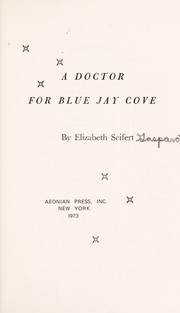 Cover of: A Doctor for Blue Jay Cove