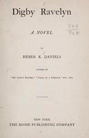 Cover of: Digby Ravelyn