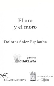 Cover of: El oro y el moro