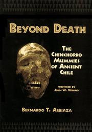 Beyond death by Bernardo T. Arriaza