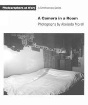 Cover of: A camera in a room