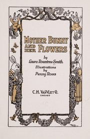 Cover of: Mother Bunny and her flowers