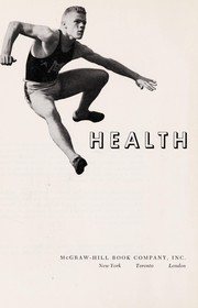 Cover of: Health and safety for you | Harold S. Diehl