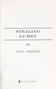 Cover of: Stealing Lumby | Gail R. Fraser