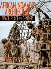 Cover of: African Nomadic Architecture