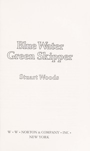 Cover of: Blue water, green skipper