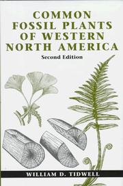 Common fossil plants of western North America by William D. Tidwell