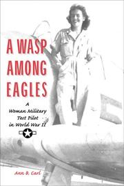 Cover of: WASP AMONG EAGLES