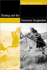 Cover of: HUNTING & AMERICAN IMAGINATION