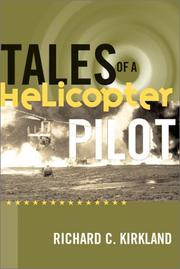 Cover of: TALES OF HELICOPTER PILOT