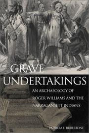 Cover of: Grave Undertakings