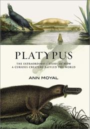 Cover of: Platypus | Moyal A