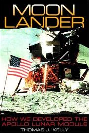 Cover of: Moon Lander