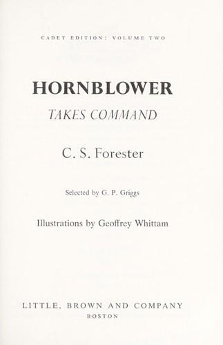 Hornblower takes command