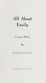 Cover of: All about Emily