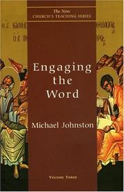 Cover of: Engaging the Word | Johnston, Michael