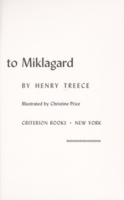 Cover of: The road to Miklagard