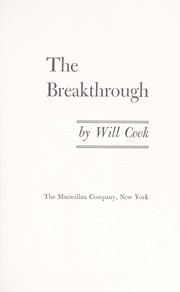 Cover of: The breakthrough
