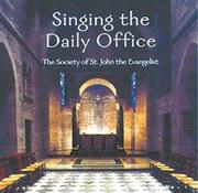 Cover of: Singing the Daily Office