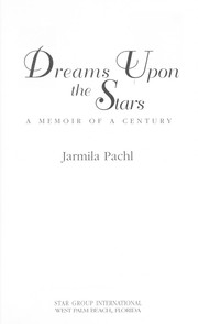 Cover of: Dreams upon the stars