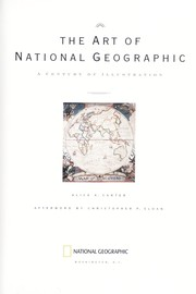 Cover of: The art of National Geographic